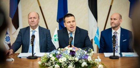 OTSEPILT | Riigikogus on lahtiste uste päev, rahva küsimustele vastavad Ratas, Helme ja Reinsalu