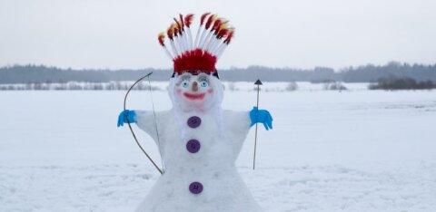 А ты готов к зимним забавам? На днях знатно подморозит!