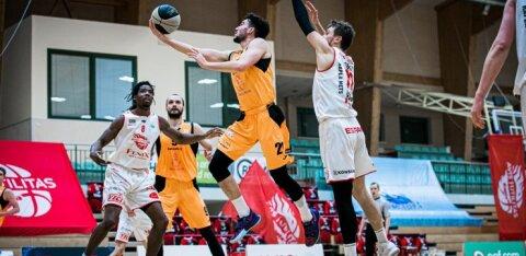 TIPPHETKED JA FOTOD | Suurepärases hoos Pärnu võitis sel hooajal juba neljandat korda Raplat