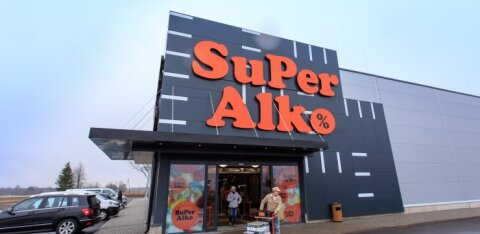 Läti SuperAlko juht: meie kauplusi ei sulge, aktiisipoliitika ei ole suuremat müügilangust toonud