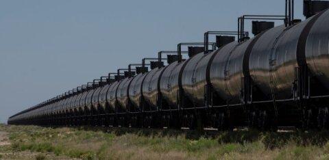 Venemaa suurendas naftatoodangut