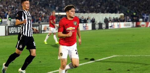 Serbia ajaleht: Manchester United ostab Partizani mängumehe