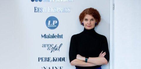 Медиаконцерн Ekspress Grupp заработал в прошлом году 1,4 млн евро прибыли