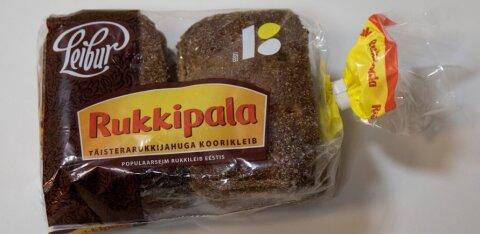 ФОТО: Лучшим эстонским продуктом за 25 лет стал хлеб Leiburi Rukkipala