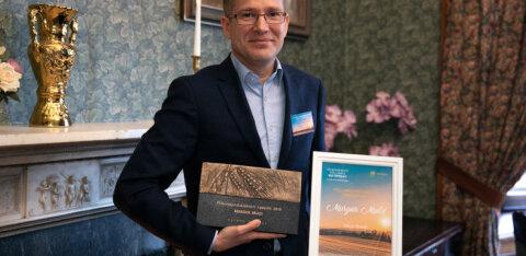 Põllumajanduse tippjuht 2019 on Margus Muld
