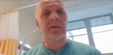 VIDEO | Koroonaviiruse alistanud Saaremaa rattatreener: aitäh meedikutele, et andsite mulle teise võimaluse!