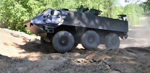 ФОТО и ВИДЕО | Эстония готовится к самой масштабной закупке военной техники в истории страны