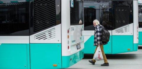 С открытием Рейди теэ появится автобусная линия номер 66. Она свяжет Ласнамяэ и Пыхья-Таллинн