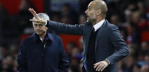 Pep Guardiola vastas kriitikutele eesotsas Mourinho ja Kloppiga: meie ees tuleks vabandada