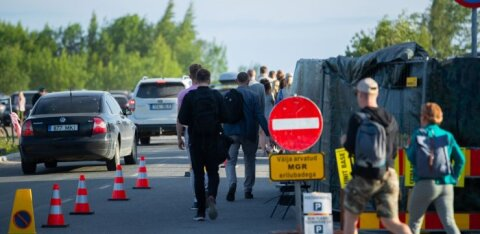 Водители, готовьтесь! В связи со съемками фильма Нолана в центре Таллинна вводятся ограничения