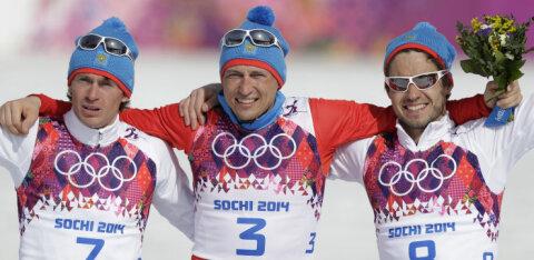 Российский лыжник будет тренироваться у эстонского тренера