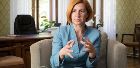 Министр Аэг не будет представлять кандидатуру Перлинг на пост генпрокурора на новый срок