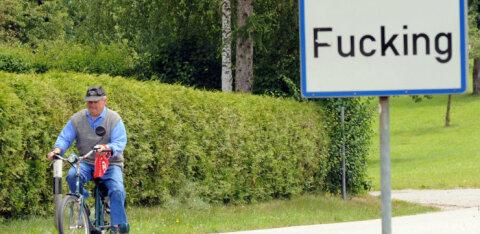 Австрийская деревня Fucking решила сменить название из-за туристов