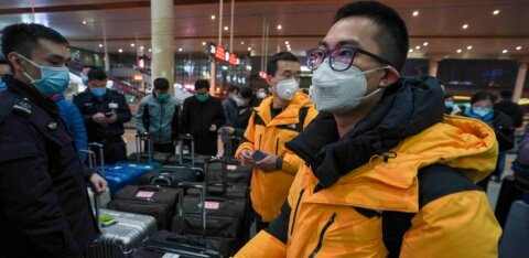 Департамент здоровья советует пересмотреть планы поездок в связи с коронавирусом