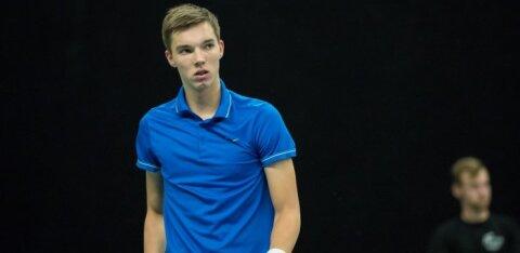 Kenneth Raisma pääses Prantsusmaal veerandfinaali, kuid turniir jäeti pooleli