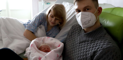 В День независимости Эстонии в Ида-Таллиннской больнице родилось 12 детей. Угадаете, как назвали одного из мальчиков?