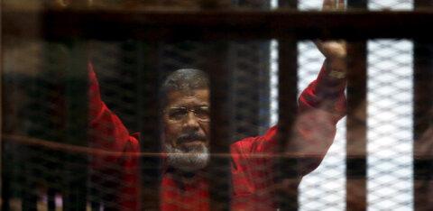Умер Мухаммед Мурси