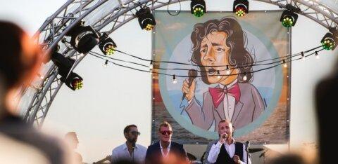 ГАЛЕРЕЯ | В Виймси отпраздновали 70 лет со дня рождения Яака Йоалы большим концертом