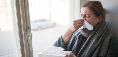 В Латвии объявили эпидемию гриппа