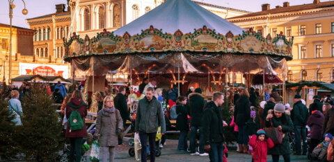 Из-за коронавируса в Хельсинки отменили рождественскую ярмарку, закрыли все главные театры и музеи
