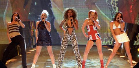KLÕPS | Nostalgialaks! Spice Girls astus pärast mitmeid aastaid taas üheskoos lavale