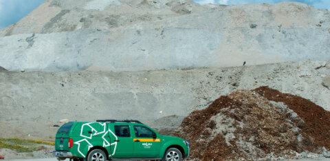Ragn-Sells приступает вместе с Eesti Energia к испытаниям по обогащению сланцевой золы