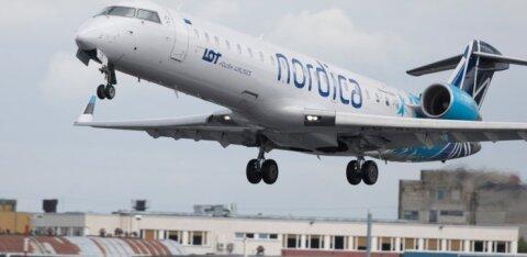 Rahvuslik lennufirma enda võimalikust müügist: Nordica ise erastamise teemal arutelusid ei pea