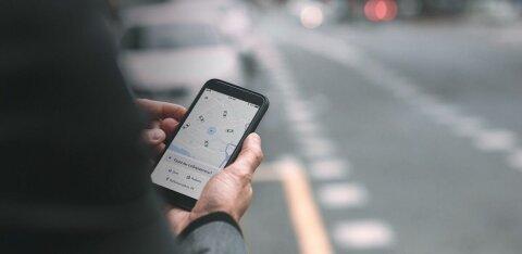 Заказ такси Bolt теперь доступен и в России