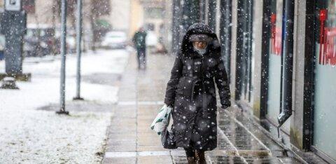 Вот вам и Адвент: прогноз погоды на выходные и начало недели неутешительный