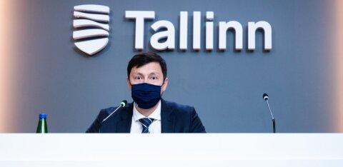В организации работы таллиннских учреждений вводится красный сценарий