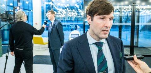 Хельме: бывший руководитель Elektrilevi брал взятки на протяжении долгого времени