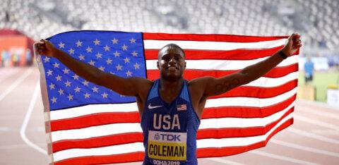 Самый быстрый мужчина мира заработал дисквалификацию