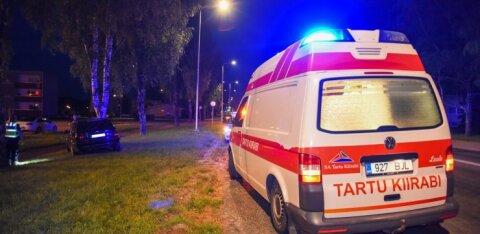 Автомобиль сбил 9-летнего мальчика: ребенок в больнице