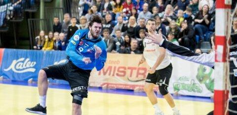 Eesti käsipallurid viskasid Soomes 22 väravat, Patrail loodab peagi treeningutele naasta
