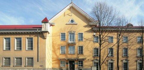 ФОТО | КаПо сносит имеющее историческую ценность школьное здание в Таллинне