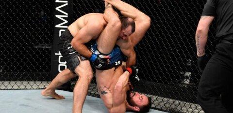 ВИДЕО: Российский боец UFC устроил массовую драку на свадьбе