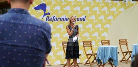 Рейтинг ERR: Партия реформ сохранила лидерство