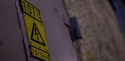 Enamik tormist mõjutatud majapidamisi on elektrivoolu tagasi saanud, vooluta on veel üle 3000 kliendi
