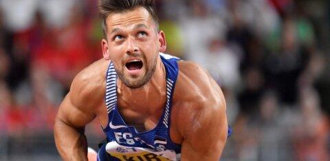 Магнус Кирт ценой травмы завоевал серебро чемпионата мира в Дохе!