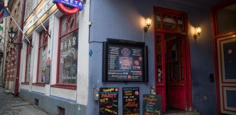 Nimeta baari omanik: piirangud kehtestati, aga kuhu jääb riigi abi?