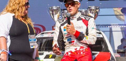 """""""Viis minutit hiljem tuleb ta tagasi, käes kandik tekiilapitsidega!"""" WRC-sarja hääl rääkis Ott Tänaku kohta lõbusa loo"""