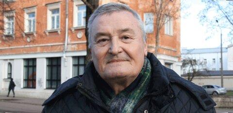 Умер нарвский журналист Леонид Белов