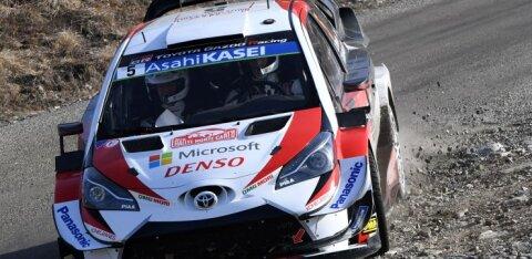 VIDEOD | Testisõidud täies hoos: Ogier, Meeke ja Sordo valmistuvad Korsika ralliks