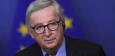 Juncker: EL-i eesseisval tippkohtumisel pole Brexiti kohta otsust oodata