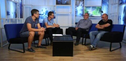 DELFI RALLISTUUDIO   Kuidas jääda rahule Tänaku sõitudega Soomes? Mida tasub eestlasel jahtida hooaja viimastel rallidel?