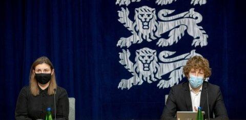 VIDEO | Kiik terviseameti pressikonverentsil: valitsus ei lähe homme koroonapiiranguid laustühistama