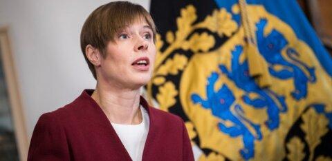 President Kaljulaid kohtub Kadriorus täna-homme uute ministrikandidaatidega