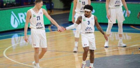 Kolm Kalev/Cramo korvpallurit kandideerivad VTB Ühisliiga Tähtede mängule