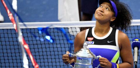 US Openi võitnud Naomi Osaka loobus French Openist