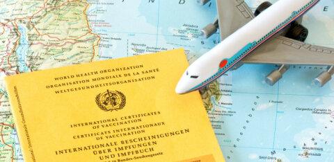 Сертификат о вакцинации — обязательное условие для въезда в ЕС?